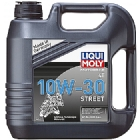 LIQUIMOLY моторное масло  4T Street 10W-30  4л
