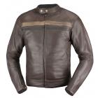 Кожаная куртка Brut коричневая