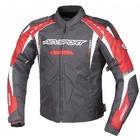 Куртка текстильная SUBWAY черно-красная