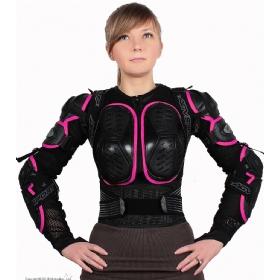 AGVSPORT Женская Черепаха-Трансформер флуоресцентно-розовая