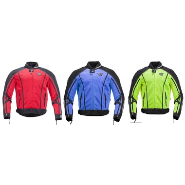 AGVSPORT Мотоциклетная летняя куртка SOLARE