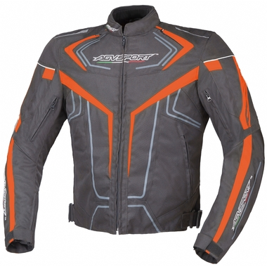 AGVSPORT Всесезонная куртка Colomo оранжевая