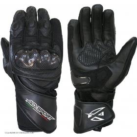 AGVSPORT Мотоперчатки кожаные  Silverstone