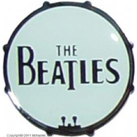 Значок the Beatles.